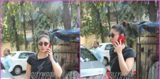 Kareena Kapoor stuns in black for her workout schedule