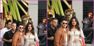 Priyanka Chopra and Nick Jonas leave for Jodhpur