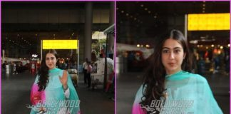 Sara Ali Khan makes a pretty appearance at airport