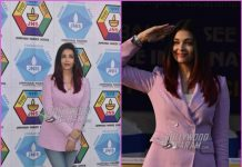 Aishwarya Rai Bachchan graces Annual Sports Meet for differently abled children