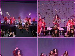 Katrina Kaif sizzles at Zero song launch event