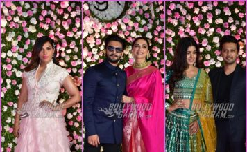 Bollywood celebrities flock at Kapil Sharma and Ginni Chatrath's wedding reception- Photos