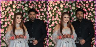 Kapil Sharma and Ginni Chatrath host wedding reception in Mumbai