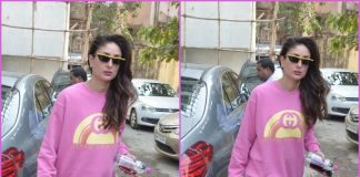 Kareena Kapoor makes a trendy appearance at gym