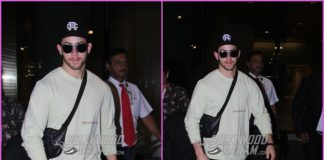 Nick Jonas returns to Mumbai to host wedding reception