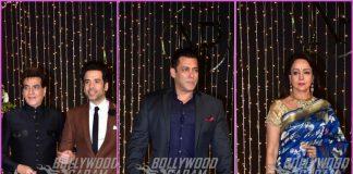 Bollywood celebrities flock at wedding reception of Priyanka Chopra and Nick Jonas