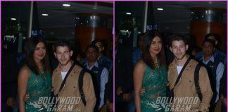 Priyanka Chopra and Nick Jonas make their first appearance post wedding