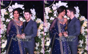 Priyanka Chopra and Nick Jonas host a wedding reception in Mumbai