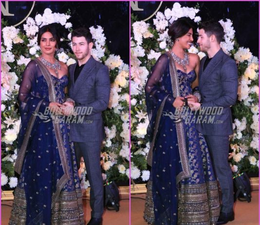Priyanka Chopra and Nick Jonas host a wedding reception in Mumbai