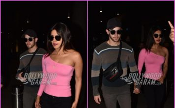 Priyanka Chopra and Nick Jonas return to Mumbai post honeymoon