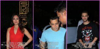 Salman Khan, Sonakshi Sinha and others grace Zaheer Iqbal's birthday bash