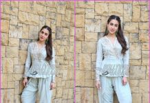 Sara Ali Khan at her stylish best at promotions of Kedarnath