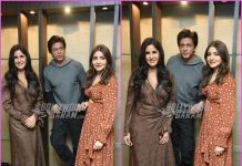 Shah Rukh Khan, Anushka Sharma and Katrina Kaif promote Zero in Delhi
