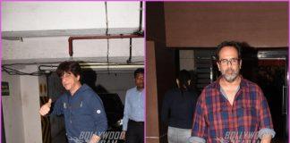 Shah Rukh Khan hosts special screening of Zero in Mumbai