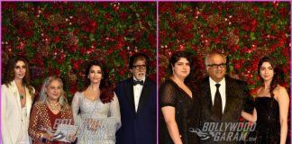 B'towners graced Ranveer Singh and Deepika Padukone wedding reception – Photos