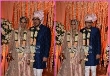 Producer Dinesh Vijan got married to Pramita Tanwar