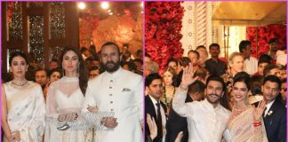 Bollywood stars make a royal appearance at Isha Ambani and Anand Parimal's wedding