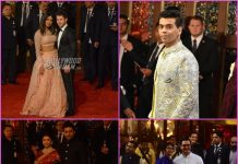B'towners flock to Isha Ambani and Anand Parimal's wedding ceremony