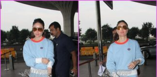 Kareena Kapoor makes a stylish appearance at airport