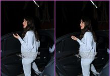 Kareena Kapoor looks stylish on a busy day at shoot