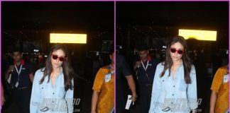 Kareena Kapoor makes a stylish return from Dubai