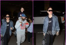 Kareena Kapoor, Saif Ali Khan and Taimur Ali Khan off to South Africa
