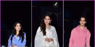 Young Bollywood stars turn up for screening of Kedarnath