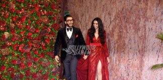Ranveer Singh and Deepika Padukone dazzle again at wedding reception