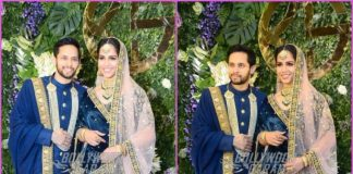 Saina Nehwal and Parupalli Kashyap host a star studded wedding reception