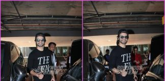 Shahid Kapoor makes a stylish appearance at airport