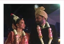 Shweta Basu gets married to beau Rohit Mittal