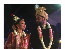 Shweta Basu gets married to beau Rohit Mittal