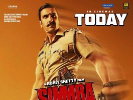 Simmba movie review