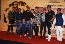 Ranveer Singh and Sara Ali Khan launch official trailer of Simmba