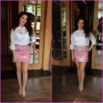 Sunny Leone looks gorgeous at a photo shoot