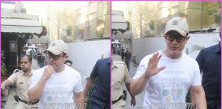 Aamir Khan indulges in a relaxed spa session
