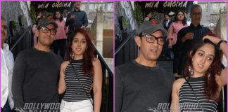 Aamir Khan and daughter Ira grace a restaurant launch event