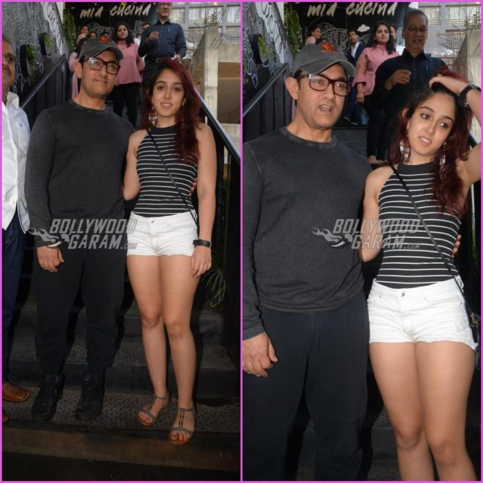 Aamir Khan daughter