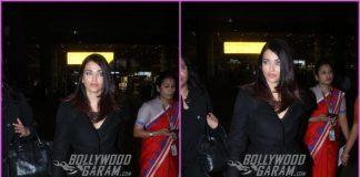 Aishwarya Rai Bachchan stuns at the airport