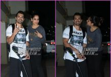 Bipasha Basu and Karan Singh Grover get candid for paparazzi