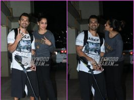 Bipasha Basu and Karan Singh Grover get candid for paparazzi