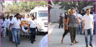 Govinda's nephew Dumpy found dead at his apartment