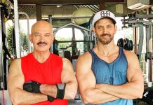 Hrithik Roshan  reveals father Rakesh Roshan suffering from early stage cancer