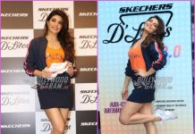 Jacqueline Fernandez stuns at a launch event of a brand