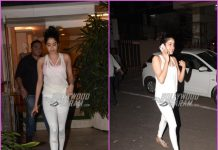 Janhvi Kapoor makes a stylish appearance outside gym