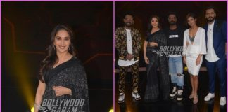Madhuri Dixit shakes a leg on the sets of Dance Plus 4