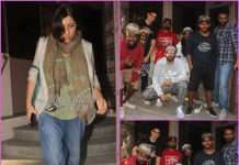 Ranveer Singh and Zoya Akhtar busy at recording studio