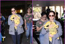 Sania Mirza gets back to Mumbai with son Izhaan