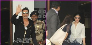 Akshay Kumar and family returns from Thailand holiday