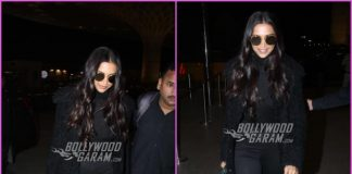 Deepika Padukone nails the airport look as she jets off to Dubai